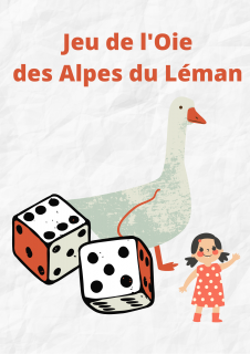 Jeu de l'oie Alpes du Léman