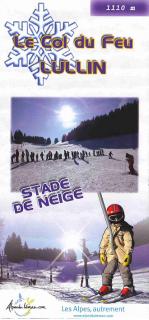 Stade de neige Col du Feu - LULLIN