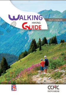 Walking guide in the Haut Chablais area