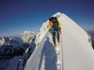 Alpinisme/Cascade de glace