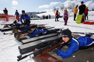 Biathlon / Course d'orientation