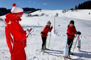 French ski schools