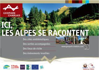Géopark Chablais UNESCO