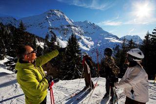 Plans des domaines skiables