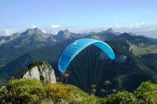 Paragliding/ Hang-glider sites