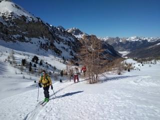 Ski de randonnée/Vallée Blanche