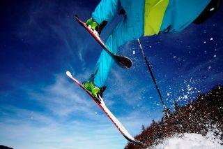 Tremplin saut à ski