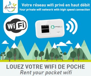 WIFI pocket