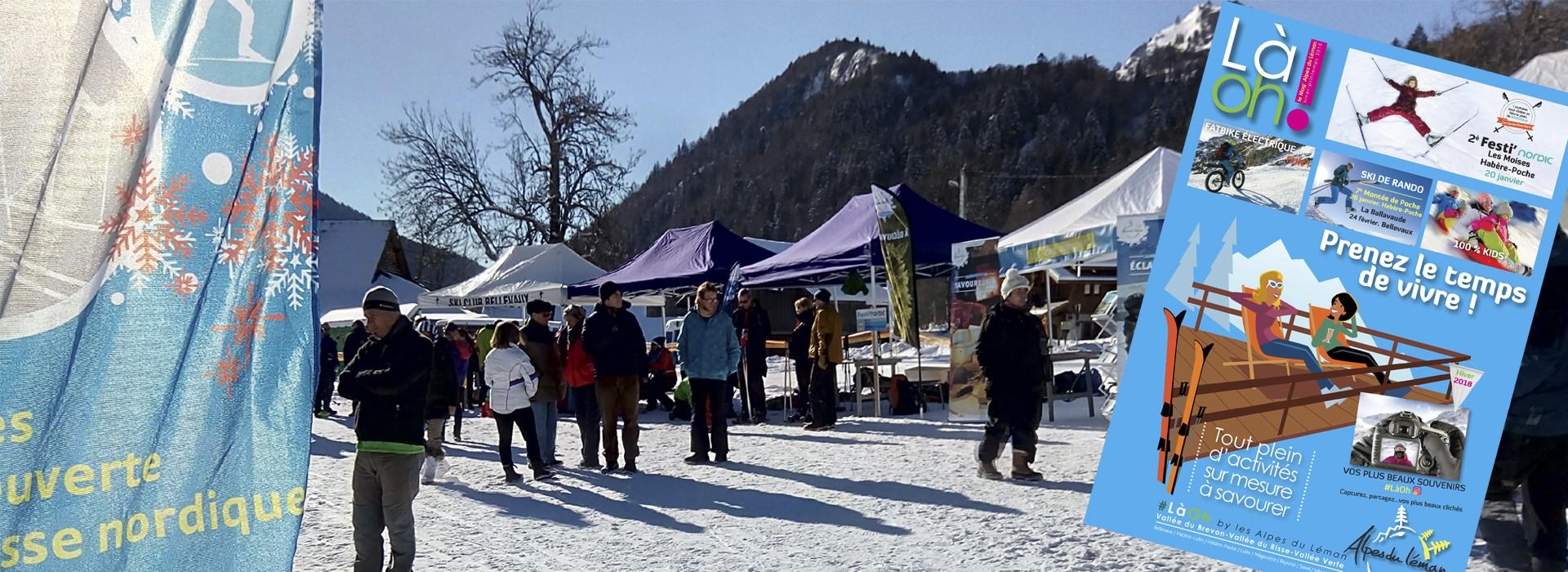 Activités manifestations hiver Mag LàOh