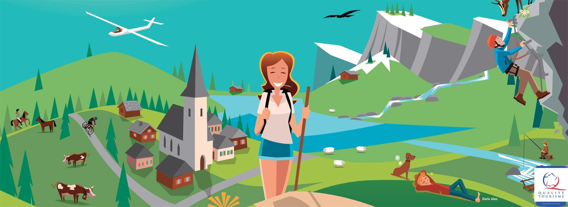 lesalpesduleman-nature-tourisme haute-savoie