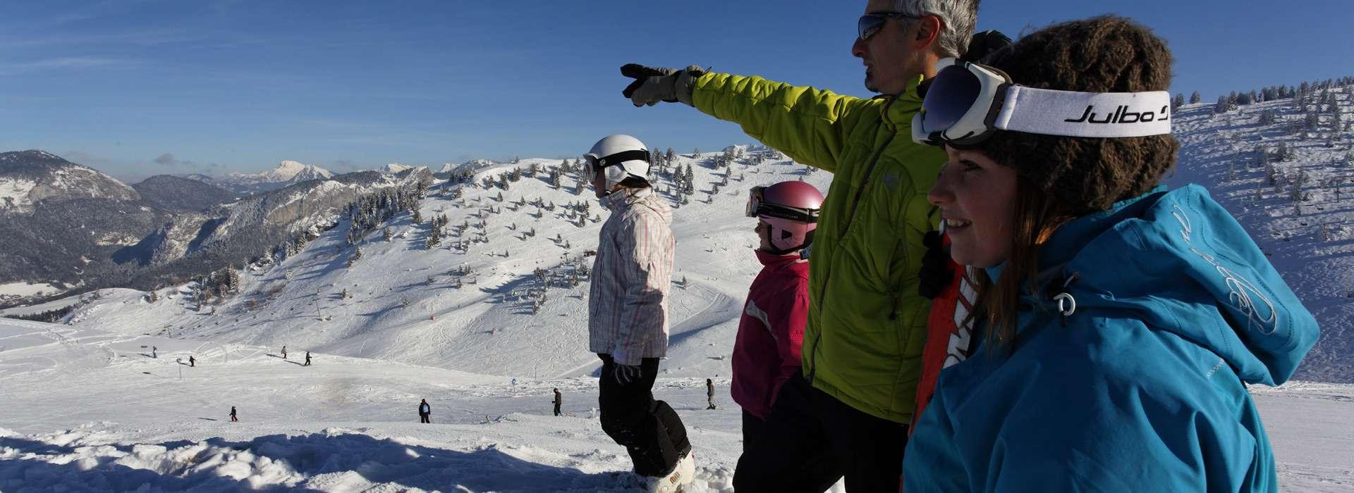 sejour-hiver alpes du l�man