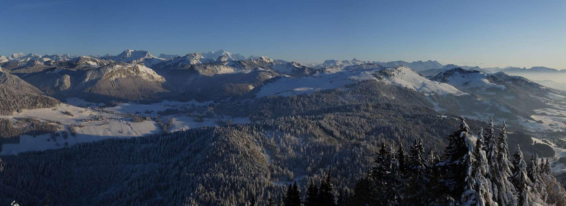 ski-hiver-stations Haute-savoie