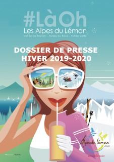 Dossier de Presse Hiver 2019-2020 Les Alpes du Léman