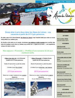 Séjour ski hiver 2015