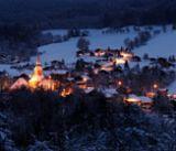habere-lullin-village hiver vallee verte