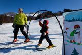 Ski en famille aux Habères