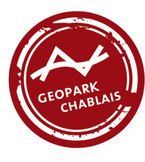 Logo du Geopark Chablais