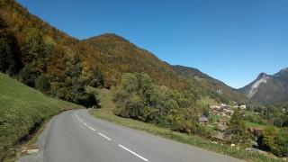 Grandes Alpes Jour 5 village de Bellevaux