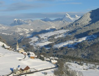 Vailly en hiver