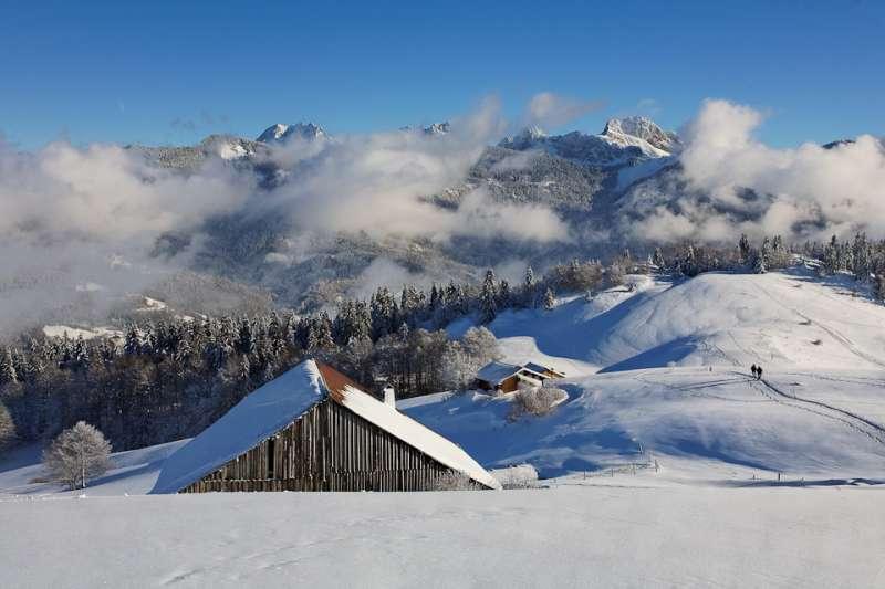 Alpage Vallée du Risse Mégevette