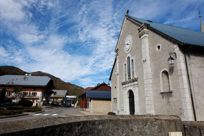 Eglise de Mégevette