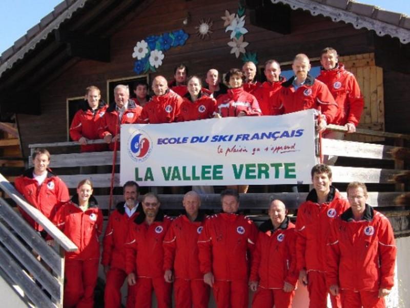 ESF de la Vallée Verte