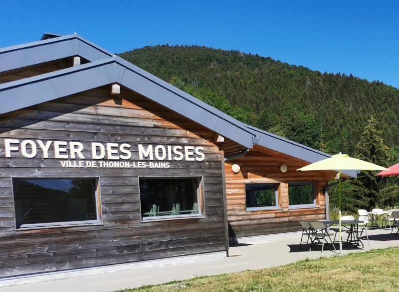 Foyer des Moises