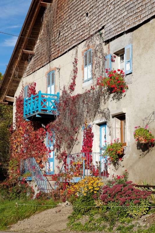 Maison à Villard