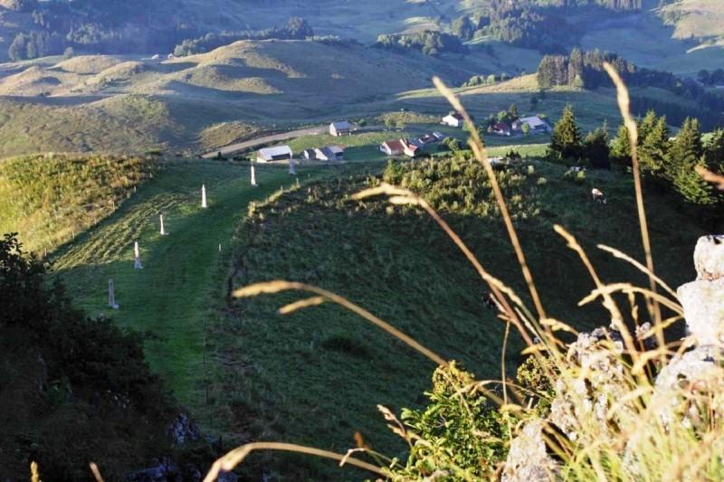 Plaine Joux versant ouest