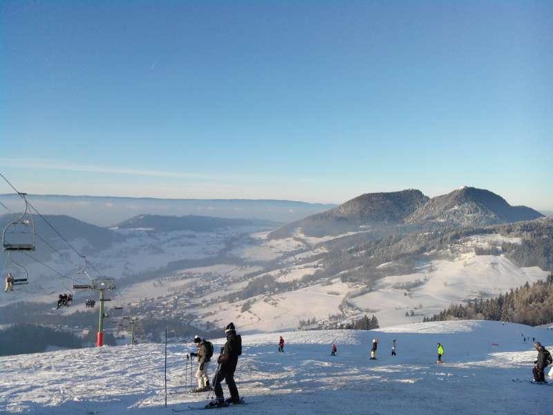 Ski aux Habères