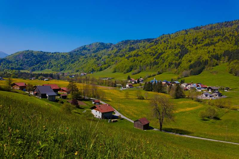Village de Mégevette